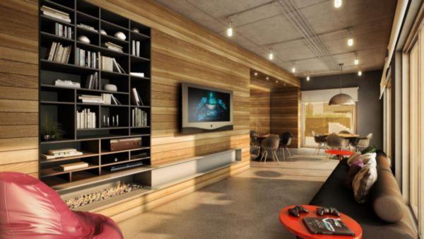 Apartamento com 2 Dormitórios é 1 Vaga de Garagem no Bairro - Foto 12