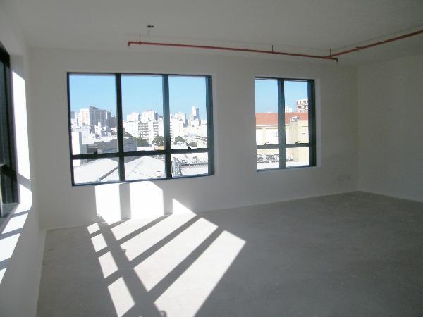 Sala Comercial com Infra Privilegiada do Edifício no Bairro - Foto 8