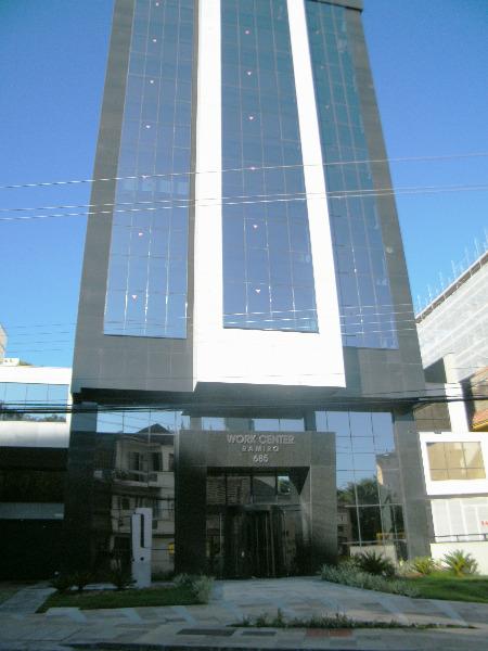 Sala Comercial com Infra Privilegiada do Edifício no Bairro