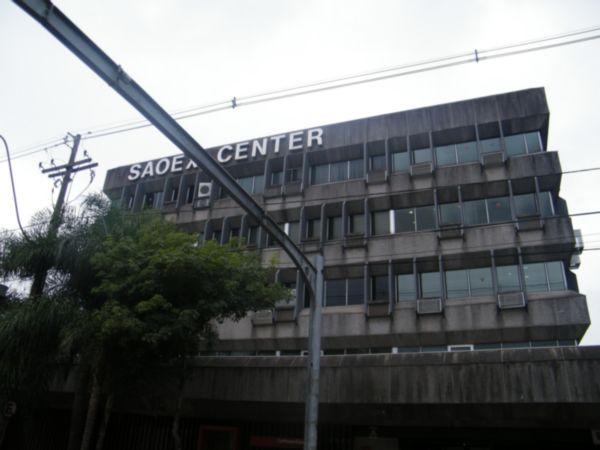 Sala Comercial Mobiliada, com 2 Vagas de Garagem no Bairro São