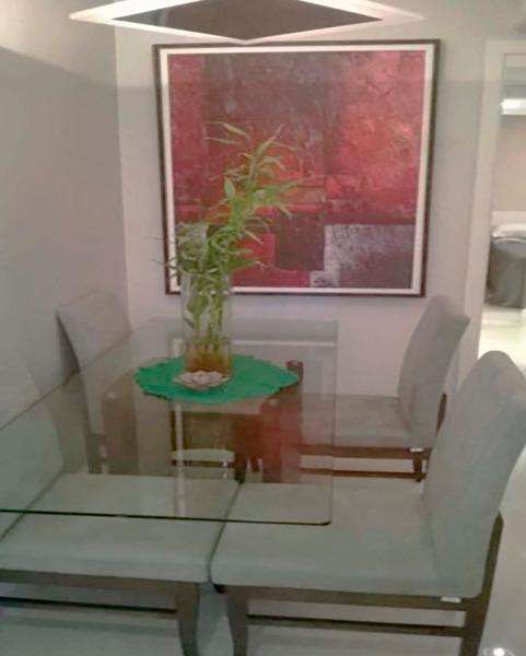 Apartamento Semimobiliado com 2 Dormitórios é 2 Vagas no Bairro - Foto 4