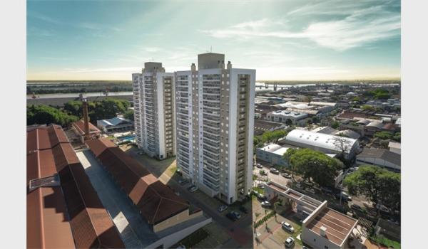 Apartamento com 2 Dormitórios no Bairro Floresta em Porto Alegre - Foto 2