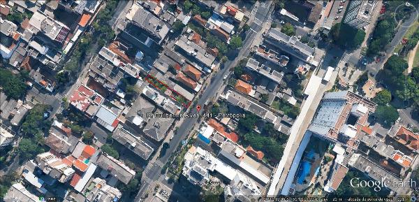 Terreno Medindo 283m² no Bairro Jardim Botânico Porto Alegre RS