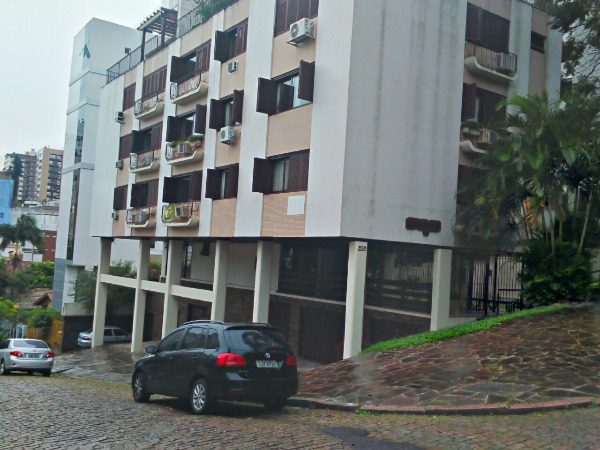 Apartamento com 2 Dormitórios é 1 Vaga de Garagem no