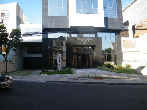 Sala Comercial com 1 Vaga de Garagem no Bairro Floresta Porto - Foto 2