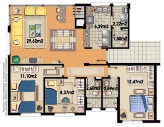 Apartamento em Petrópolis - Foto 3