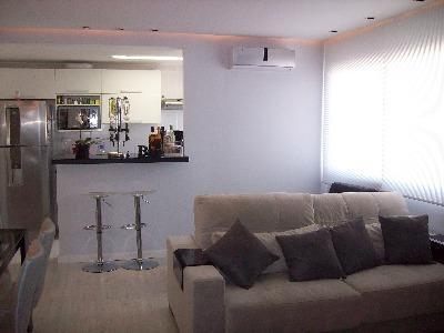 Apartamento Mobiliado com 3 Dormitórios no Bairro Vila Ipiranga - Foto 7